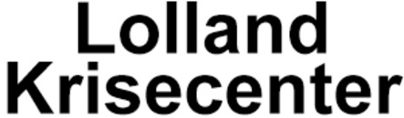 Lolland Krisecenter logo