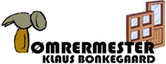 Tømrermester Klaus Bonkegaard logo