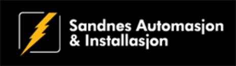 Sandnes Automasjon & Installasjon AS logo