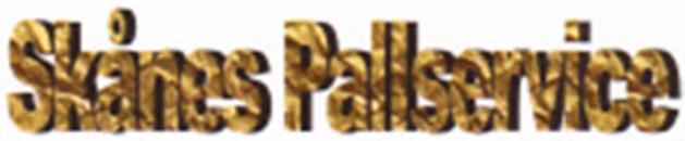 Skånes Pallservice AB logo