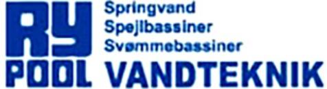 Ry Pool Vandteknik ApS logo
