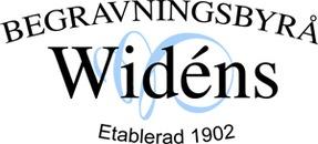 Widéns Begravningsbyrå logo