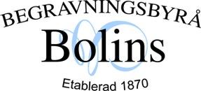 Bolins Begravningsbyrå logo
