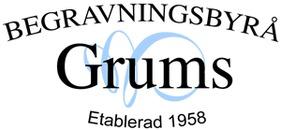 Grums Begravningsbyrå logo