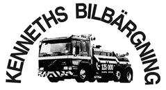 Kenneths Bilbärgning - Vägassistans 24H logo