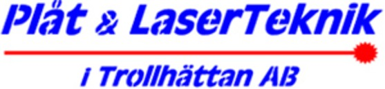 Plåt & LaserTeknik AB logo