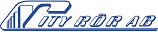 City Rör logo