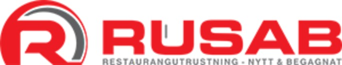 RUSAB, RestaurangUtrustning i Skåne AB logo