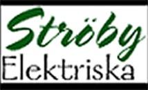 Ströby Elektriska logo
