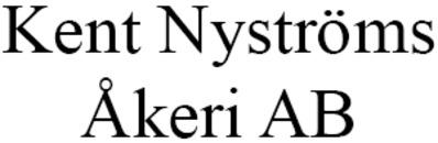 Kent Nyströms Åkeri AB logo