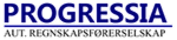 Progressia Regnskap AS logo