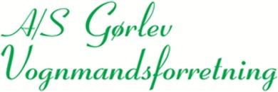 A/S Gørlev Vognmandsforretning logo