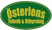Österlens Teknik & Uthyrning logo