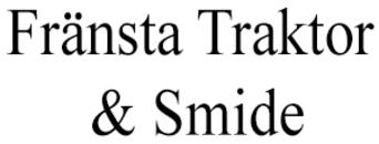 Fränsta Traktor & Smide AB logo