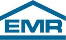 EMR, Murer & Entreprenør A/S logo