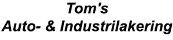 Tom's Auto- & Industrilakering logo