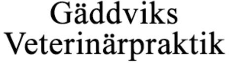 Gäddviks Veterinärpraktik logo