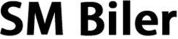 S M Biler v/Steen Mikkelsen logo