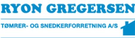 Ryon Gregersen Tømrer- & Snedkerforretning A/S logo