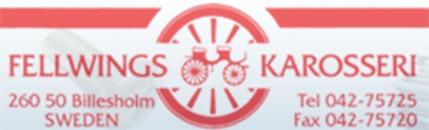 Fellwing Karosseri AB logo