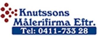 Knutssons Målerifirma, Eftr. logo