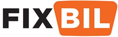 Fixbil Landås Bilverksted logo