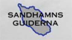 Sandhamnsguiderna AB logo