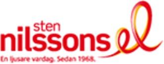 Sten Nilssons El logo