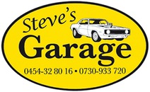 Steves Garage AB logo