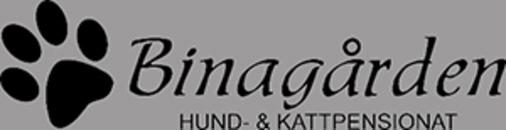 Binagårdens Hund- & Kattpensionat logo