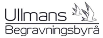 Ullmans Begravningsbyrå logo
