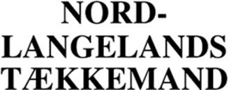 Nordlangelands Tækkemand logo