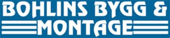 Bohlins Bygg & Montage logo