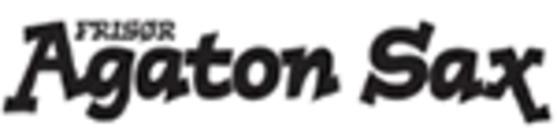 Agaton Sax frisører logo