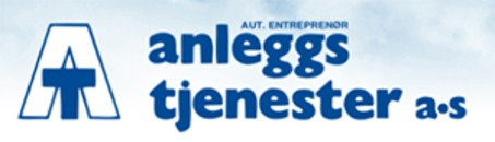 Anleggstjenester AS logo