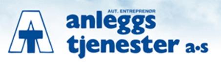 Anleggstjenester AS logo