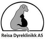 Reisa Dyreklinikk AS logo