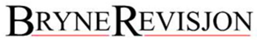 Bryne Revisjon AS logo