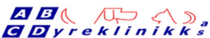 ABCDyreklinikk Drammen AS logo