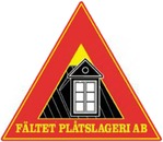 Fältet Plåtslageri AB logo