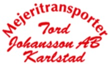 Mejeritransporter Tord Johansson logo