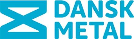 Dansk Metal Herning Afdeling logo