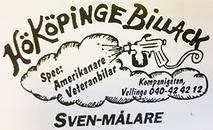 Hököpinge Billackering logo