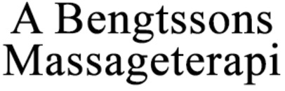 A Bengtssons Massageterapi logo