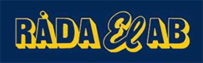 Råda Elektriska AB logo