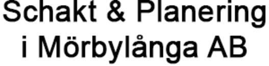 Schakt & Planering i Mörbylånga AB logo
