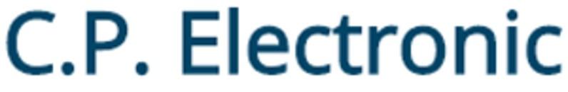 C.P. Electronic logo