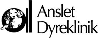 Anslet Dyreklinik logo