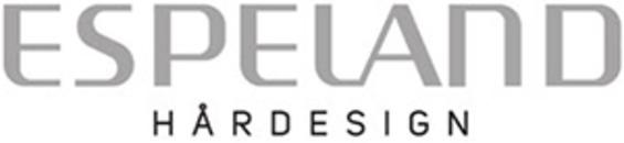 Espeland Hårdesign logo
