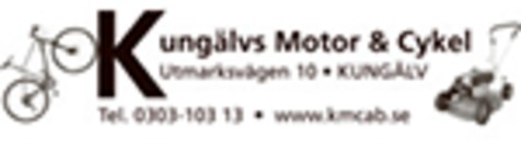 Kungälvs Motor o. Cykel AB logo